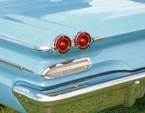 Automobile dell'annata di Pontiac il Bonneville Fotografia Stock