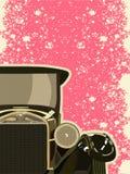 Automobile dell'annata i ventesimi anni di secolo scorso. Fotografia Stock