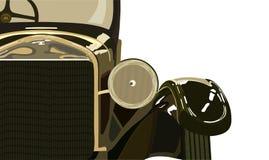Automobile dell'annata i ventesimi anni di secolo scorso. Immagine Stock Libera da Diritti