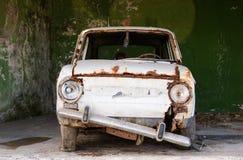 Automobile dell'italiano dell'annata Fotografia Stock