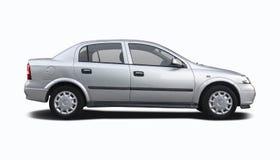 Automobile della berlina di Opel Astra Fotografia Stock Libera da Diritti