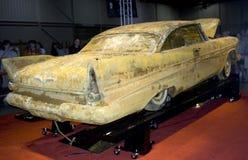 Automobile della capsula di tempo di Tulsa Immagine Stock Libera da Diritti