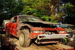 Automobile della roba di rifiuto Z Immagine Stock Libera da Diritti