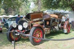 Automobile della sciabola di Oldsmobile su esposizione Fotografie Stock
