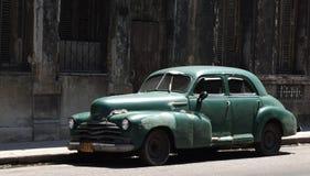 Automobile della via Immagini Stock
