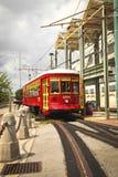 Automobile della via di New Orleans Fotografie Stock