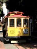 Automobile della via di San Francisco Immagini Stock