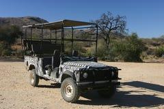 Automobile della zebra Fotografie Stock Libere da Diritti