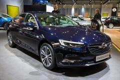 Automobile delle insegne di Opel Immagine Stock