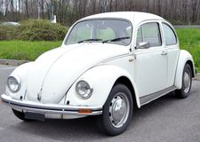 Automobile dello scarabeo Fotografie Stock