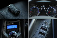 Automobile in dettaglio immagini stock libere da diritti