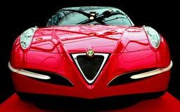 Automobile di Alpha Romeo La Vola Concept Fotografie Stock