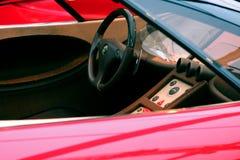 Automobile di Alpha Romeo La Vola Concept Immagini Stock Libere da Diritti