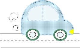 Automobile di applique illustrazione vettoriale
