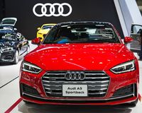 Automobile di Audi A5 fotografie stock