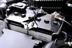 Automobile di batteria Fotografie Stock Libere da Diritti