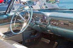Automobile 1958 di Cadillac del classico Immagine Stock