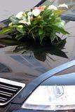 Automobile di cerimonia nuziale Fotografie Stock