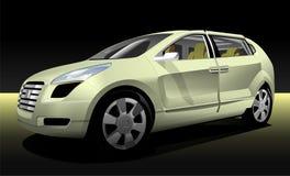 Automobile di concetto Fotografie Stock Libere da Diritti