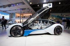 Automobile di concetto di BMW immagini stock