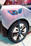 Automobile di concetto di BMW i3 Immagine Stock Libera da Diritti
