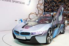 Automobile di concetto di BMW i8 Immagine Stock