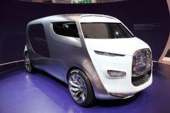 Automobile di concetto di Citroen Kubik Immagine Stock