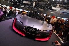 Automobile di concetto di Citroen Survolt Immagine Stock