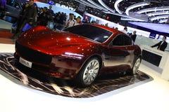 Automobile di concetto di Sofia dell'istituto di IDEA Fotografia Stock