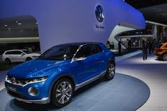 Automobile di concetto di Volkswagen T-ROC Immagine Stock Libera da Diritti