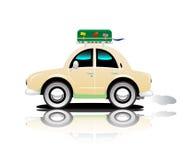 Automobile di corsa Immagini Stock