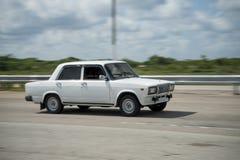 Automobile 4 di Cuba Immagini Stock Libere da Diritti