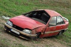 Automobile di danno Fotografie Stock