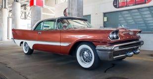 Automobile 1957 di DeSoto Fotografie Stock