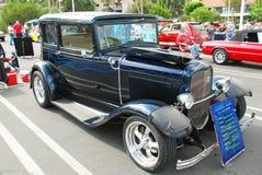 Automobile 1931 di Ford Victoria del classico Fotografia Stock