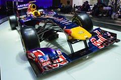 Automobile di formula 1 di Red Bull Fotografie Stock Libere da Diritti