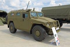 Automobile di GAZ Tigr Immagine Stock