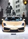 Automobile di Lamborghini immagine stock libera da diritti