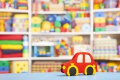 Automobile di legno Immagini Stock Libere da Diritti