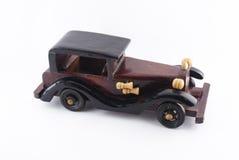 Automobile di legno d'annata Fotografie Stock Libere da Diritti