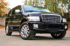 Automobile di Lluxury Immagine Stock Libera da Diritti