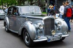 Automobile di lusso Bentley R Type, 1954 Immagini Stock