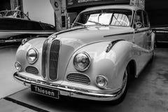 Automobile di lusso 100% BMW 501 V8 Immagine Stock Libera da Diritti