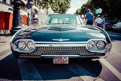 Automobile di lusso personale Ford Thunderbird ( terzo generation) Fotografie Stock Libere da Diritti