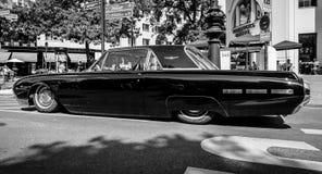 Automobile di lusso personale Ford Thunderbird ( terzo generation) Fotografie Stock
