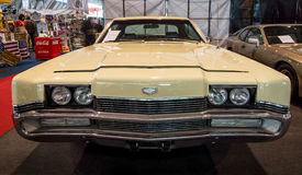 Automobile di lusso personale 100% Mercury Marauder X-100, 1969 Fotografia Stock Libera da Diritti
