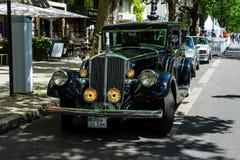 Automobile di lusso Pierce-Freccia, 1933 Fotografia Stock