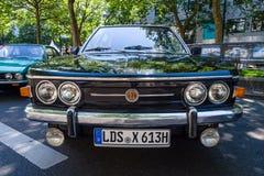 Automobile di lusso 100% Tatra 613 Fotografia Stock Libera da Diritti