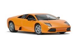 Automobile di modello di sport raccoglibile del giocattolo Fotografia Stock Libera da Diritti