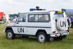 Automobile di ONU Fotografia Stock